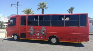 VIP 20 Ext 300x167 - Bachelorette Party Bus